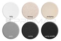 Jednokomorowy zlewozmywak granitowy Solano 10 kolory