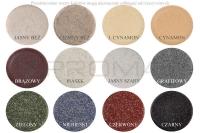 Zlewozmywak granitowy nakładany na szafkę ZGR-02 kolory